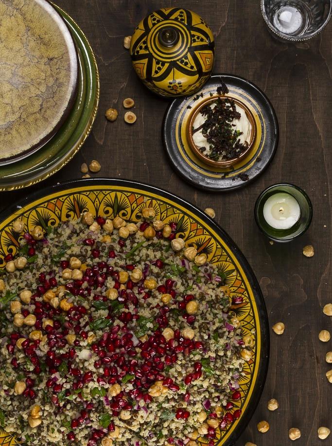 Newroz, nouruz & ett marockanskt fat