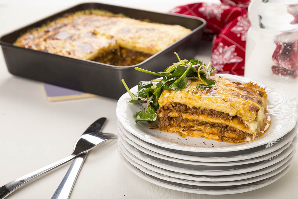 LCHF - lasagne