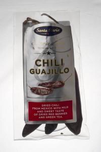 Chili guajilo