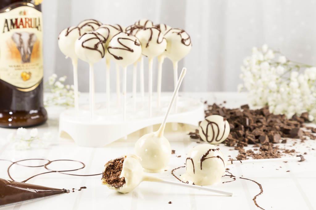 Amarula Cream Cakepops Foto: Michael Krantz Recept: Kristin Johansson