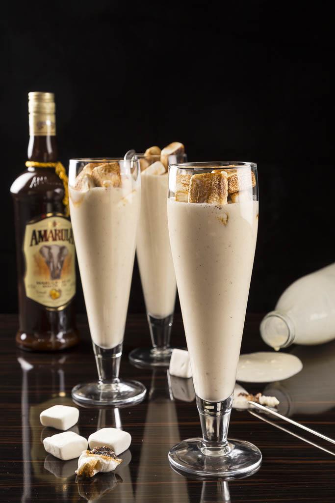 Amarula milkshake Foto: MIchael Krantz Recept: Kristin Johansson