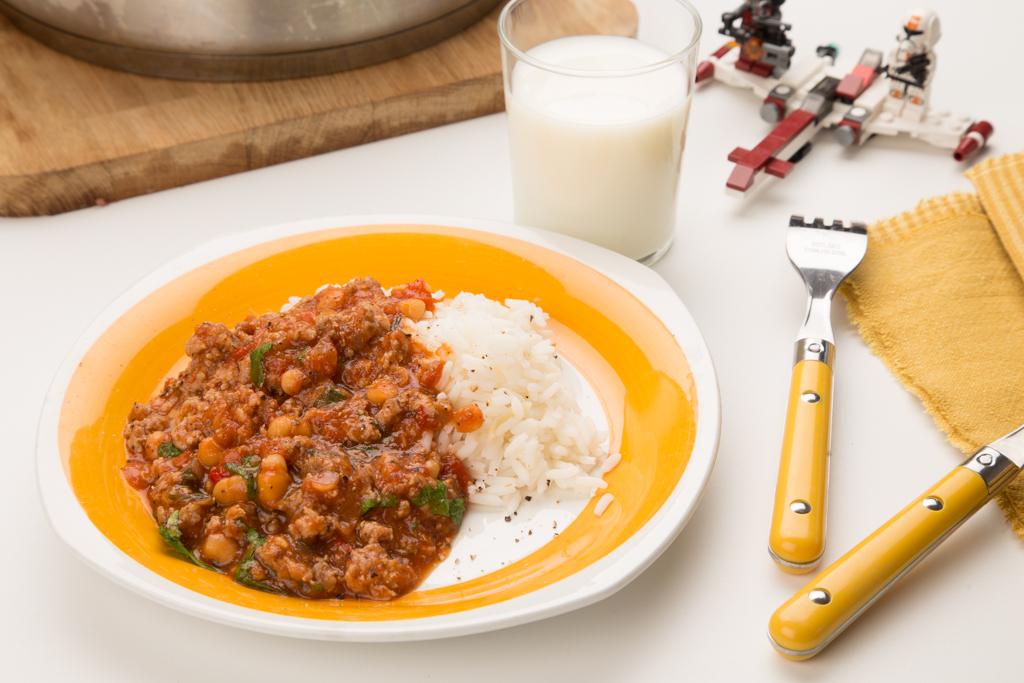 Chili con carne Foto: Michael Krantz Recept: Krisin Johansson