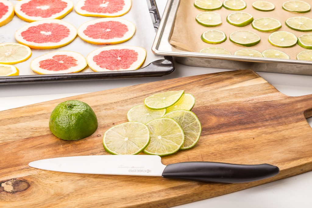 Torka citrusfrukt Foto: Michael Krantz