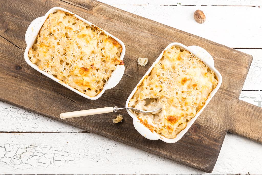 En svensk mac´n cheese eller överkokta makaroner med ostsås