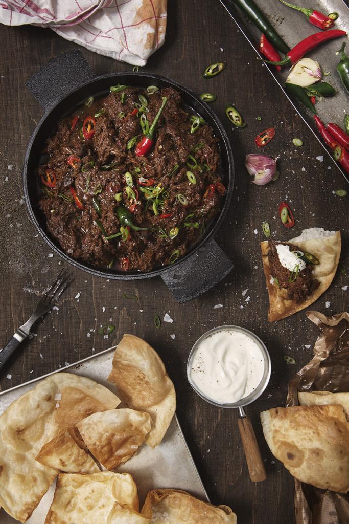 Älgchili Recept: Kristin Johansson Foto: Charlie Bennet