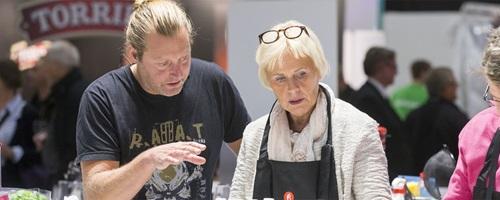 Sveriges mest namnkunniga kockar & Mitt kök mässan