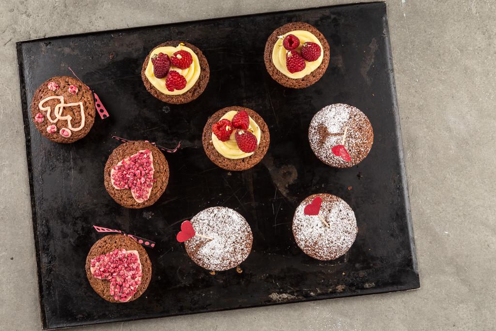 Muffins Foto: Michael Krantz