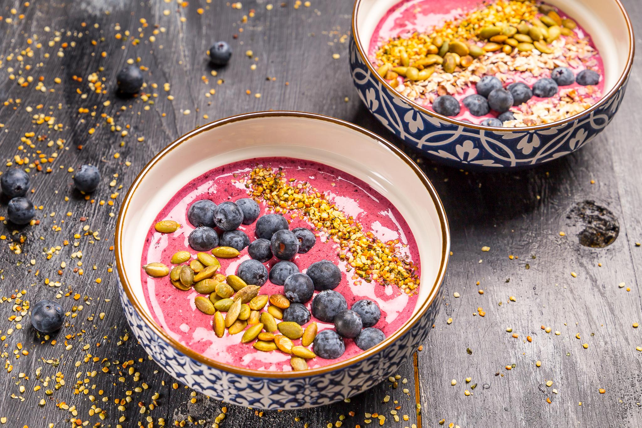 Acai bowl & smoothie bowl