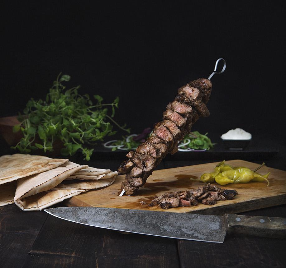 Vildsvinskebab & Boar BBQ